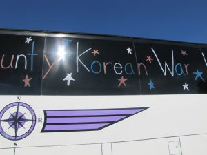 Korea Flight Celebration